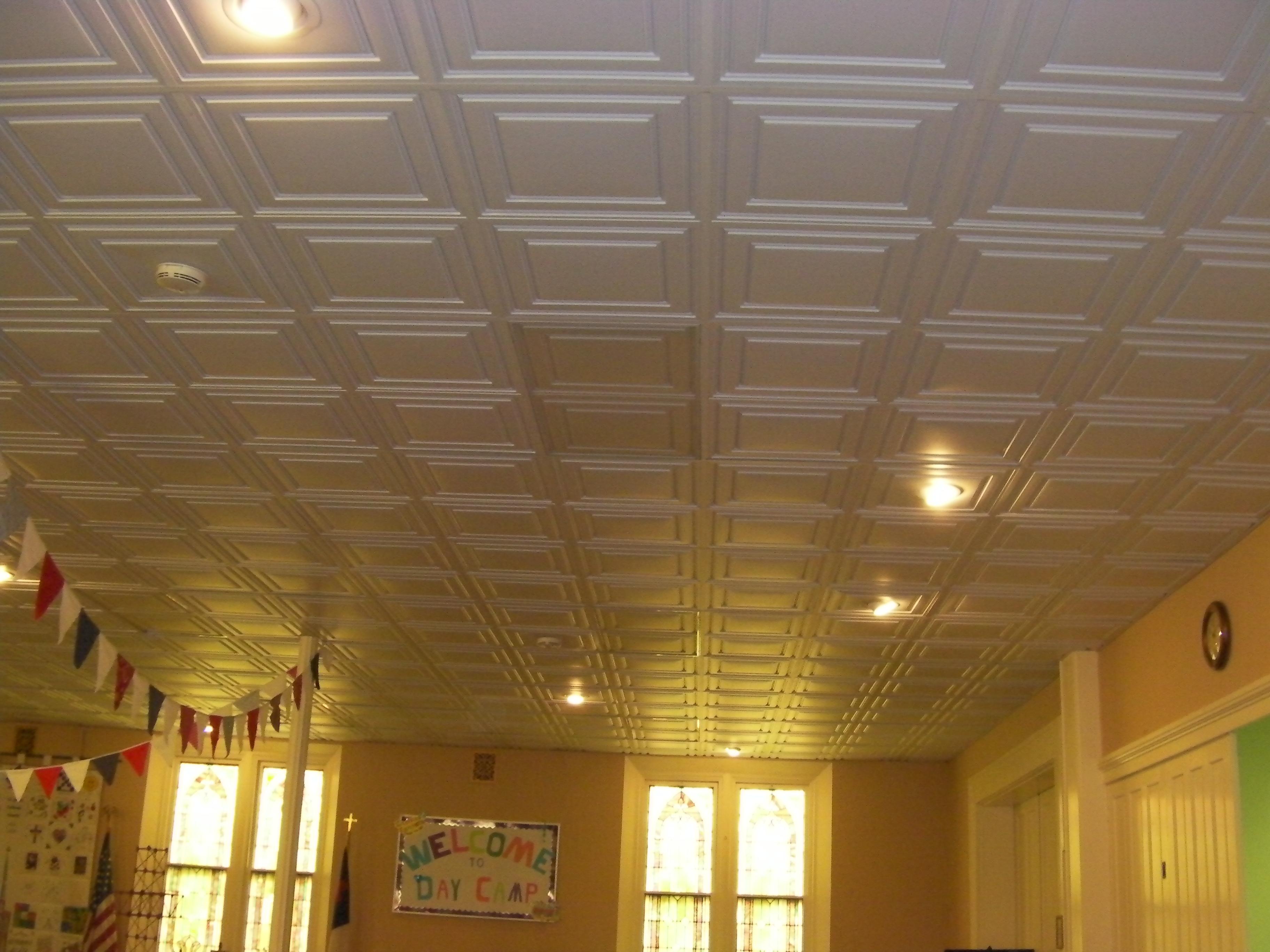 Ceilume drop ceiling tiles