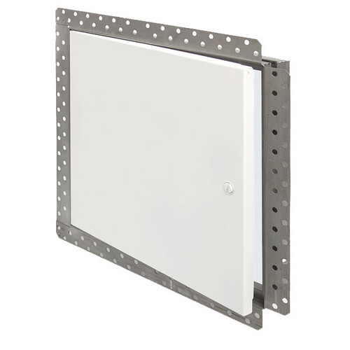 DW 5040 U2013 Flush Doors For Drywall W/Taping Bead Flange