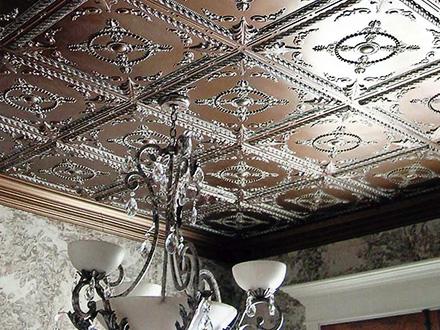 Decorative Pvc Ceiling Tiles Intersource Specialties Co