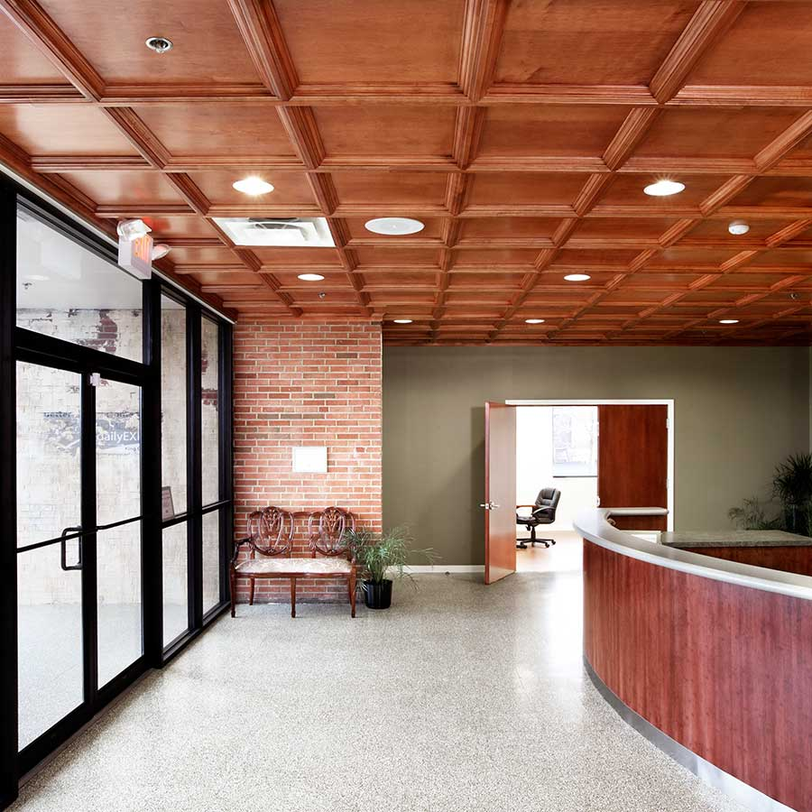 Evoba Wood Ceilings
