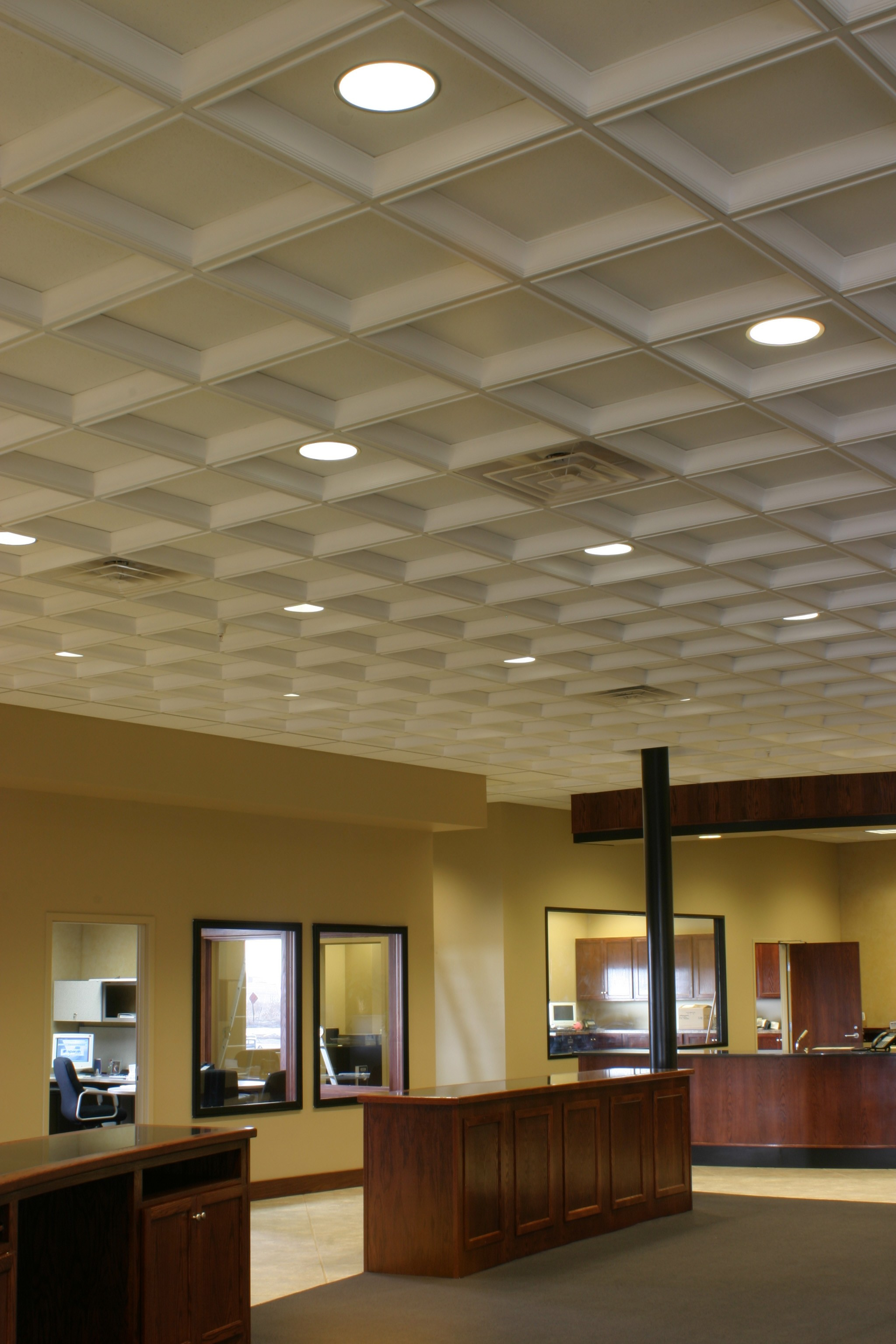 Grg Ceilings Intersource Specialties Co