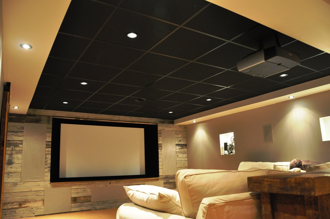 Black Ceiling Tiles Variety Of Options Intersource Specialties Co