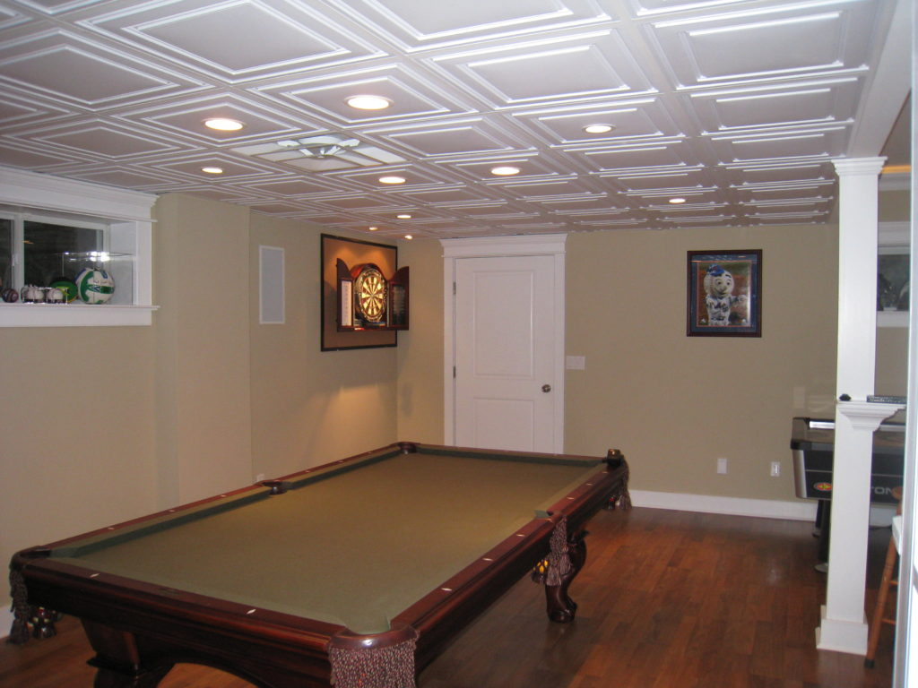 Decorative Faux Tin And Pvc Ceiling Tiles Intersource