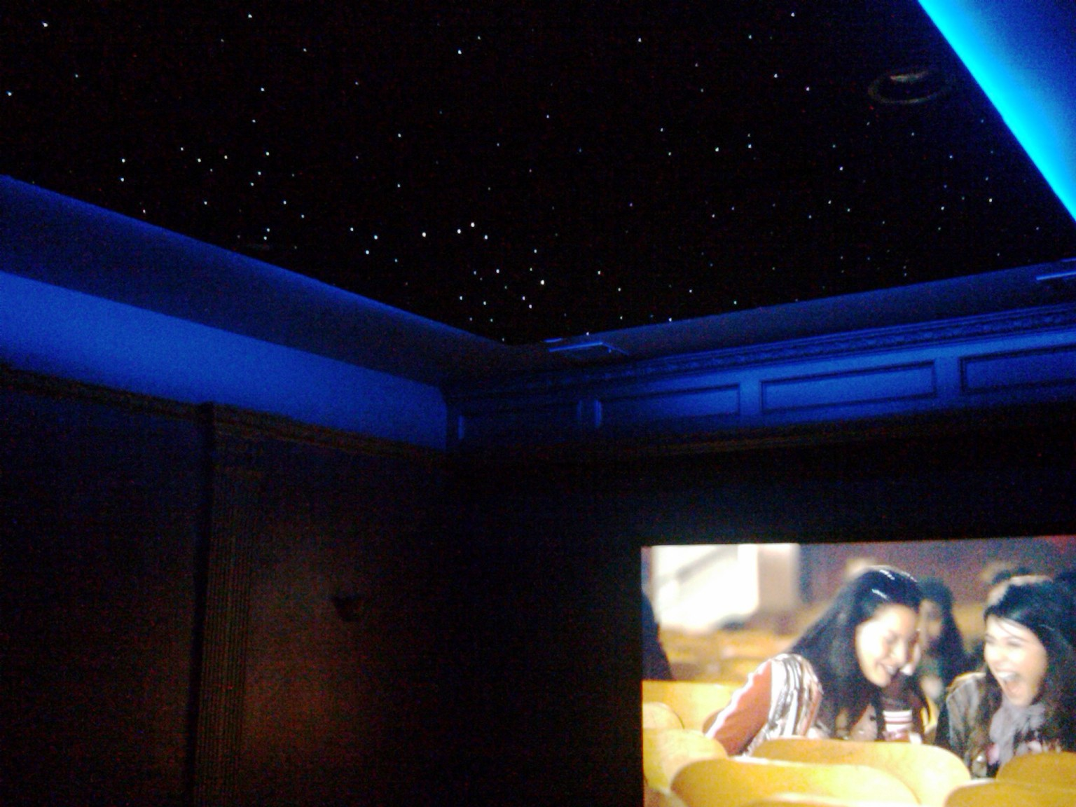 Star ceiling panels fiberoptic stars with led engines easy to sheldon best dailygadgetfo Image collections