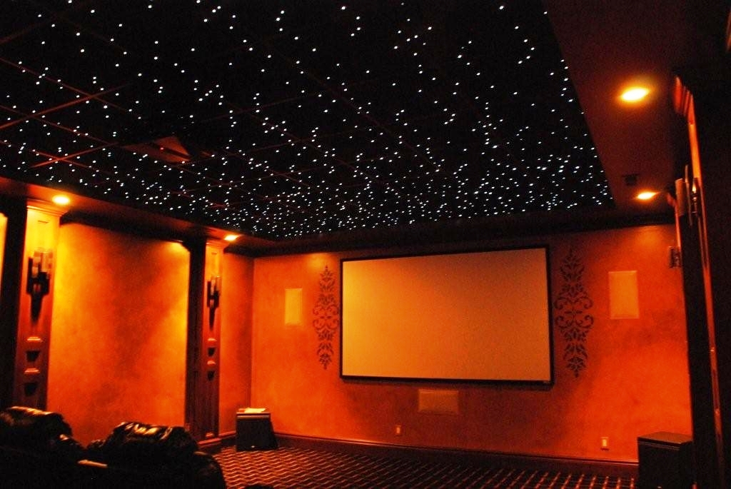 Star Ceiling Panels Fiberoptic Stars With Led Engines
