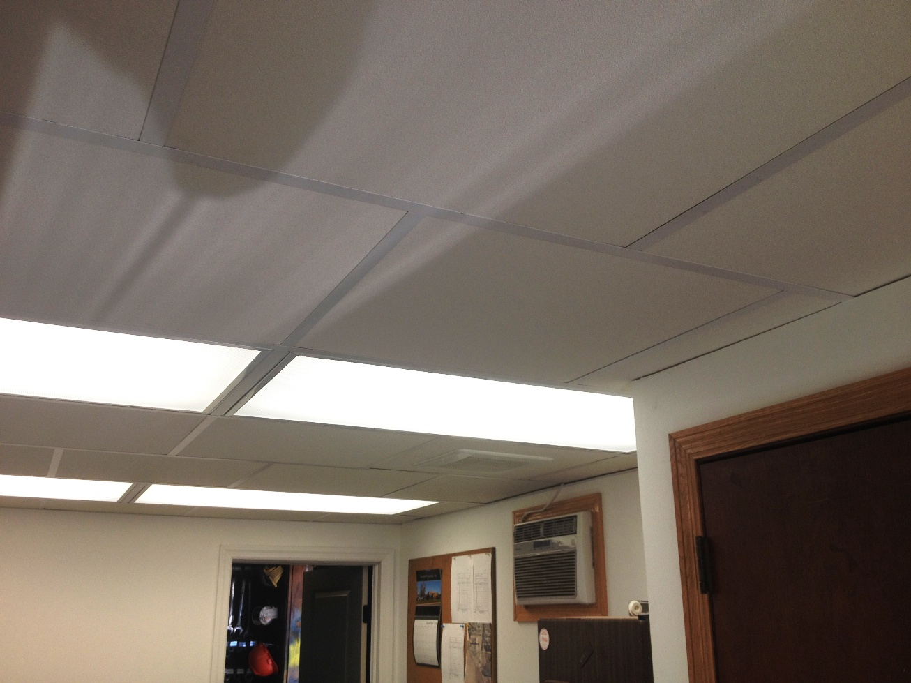 Insulating fiberglass ceiling tiles with high nrc value panel thickness dailygadgetfo Choice Image
