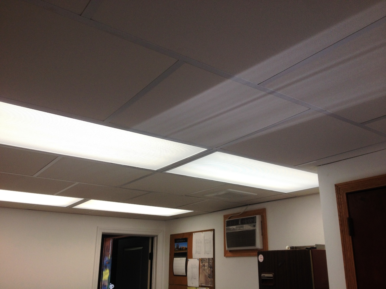 Insulating Fiberglass Ceiling Tiles With High Nrc Value