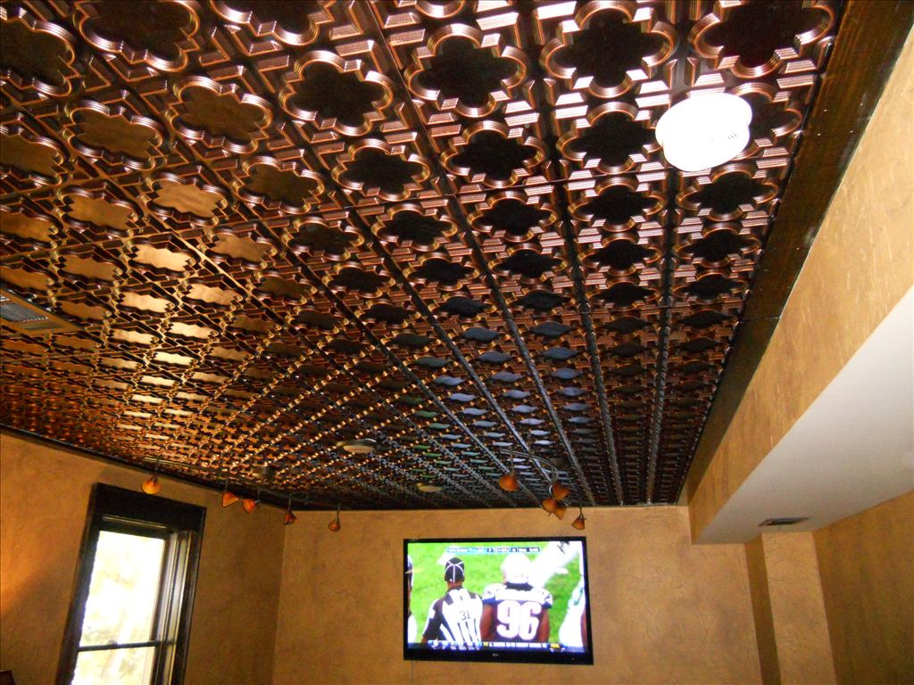 Mirroflex decorative pvc ceiling tiles dailygadgetfo Image collections