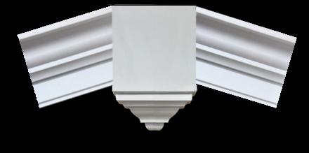 Crown Molding Corner Blocks Intersource Specialties Co