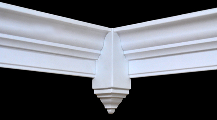 4 5 Quot Crown Molding Intersource Specialties Co