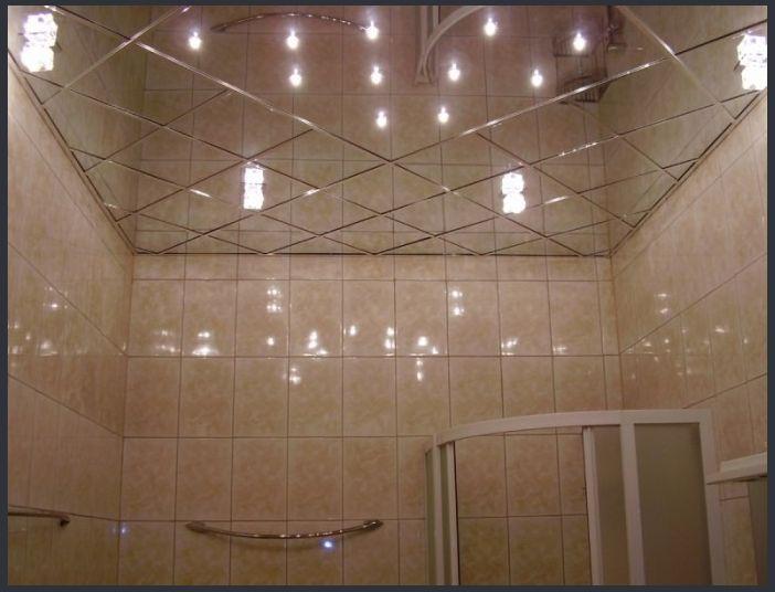 Fabulous Drop Ceiling Mirror Tiles - Pranksenders SD04